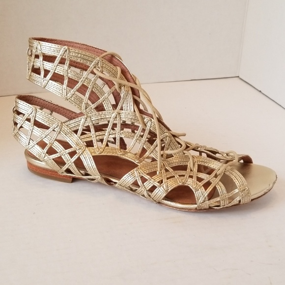 1dc4b214ce5e Joie Shoes - JOIE Renee Lace-Up Gladiator Sandals
